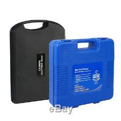 AC Manifold Gauge Set Electronic Digital Refrigerant Scale R134a R410a R22