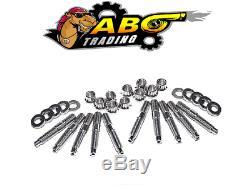 ARP Stainless Steel Exhaust Manifold Stud Set For 4G63 DSM & Evo 8/9 ARP-7BMBK