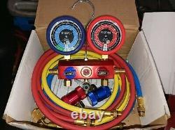 Ac manifold gauge set r1234yf
