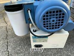 Air conditioner test kit, Savant vacuum pump + New AC Manifold Gauge set