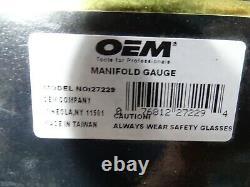 Black Diamond Manifold Gauge Set