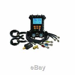 CPS BlackMax MD100WVHE Wireless 4-Valve Digital Manifold Gauge Set