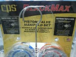 CPS PRODUCTS MNFLD -P-2V C Gauge Piston Valve Manifold set