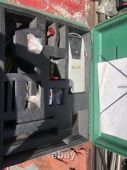 Cat R12 AC Refrigeration Kit A/C Manifold Gauge Set Air R12