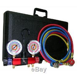 Clip Light Manufacturing 309KIT Vision Manifold Gauge Set