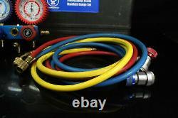 Cornwell Professional R134a Manifold Gauge Set Part# MCL89660A