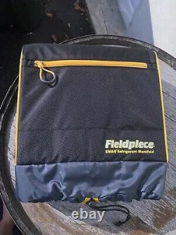 Fieldpiece Sm380v Bluetooth Manifold Gauge Set
