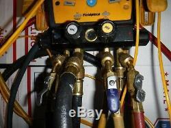 Fieldpiece Sman460 Digital Manifold Gauge Set Hvac Clamps + Hoses
