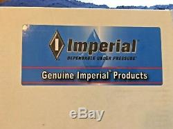 Imperial, 4-Valve Manifold, 60 Hoses, Sight Glass, R22, 404a, 410a, 644-CS