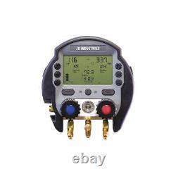 JB INDUSTRIES DMG2-8 Digital Manifold Gauge Set, 2 Valves
