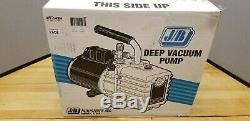 JB Refrigeration A/C Set DV-142N Manifold XL-1A DT-2235B puller