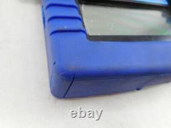 MASTERCOOL 99872-A Blue R134A Digital Manifold Gauge Set with 72 Hose