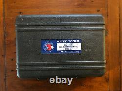 MATCO A/C Manifold Pressure Gauge Set AC13472