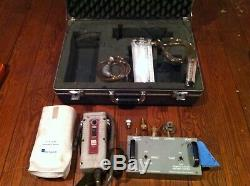 Mark Products Helium Injection Manifold / Meter / Gauge Test set