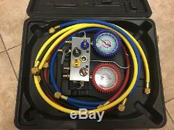 Mastercool 95161-G Manifold Gauge Set