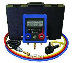 Mastercool 99661-A Complete HVAC Digital Manifold Set With Hoses Brand New