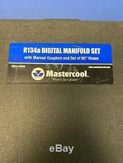 Mastercool r134a Digital Manifold Set Part # 99860