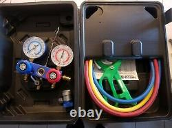 Matco Professional R134a Manifold Gauge Set