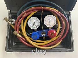 Matco Tools AC89772A Automotive AC Manifold Gauge Set