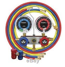 R1234yf Manifold Gauge Set MSC-83272 Brand New