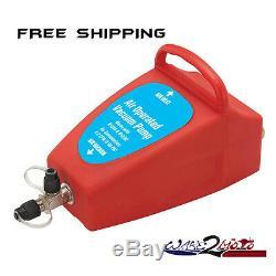 R134A AC A/C Manifold Gauge Set Refrigerator Freezer Air Vacuum Pump R12 R 134A