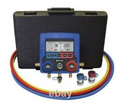 R134a Digital Manifold Gauge Set MSC-99872-A Brand New