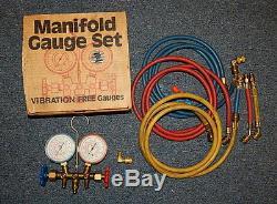 Robinair Manifold Gauge Set 40155A AC Charging HVAC R11094