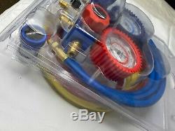 Snap-On Manifold Gauge Set ACTR4151A