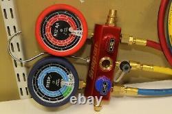 Snap-on Ac Manifold Gauge Set R1234yf