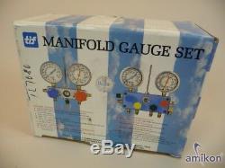 TIF Manifold Gauge Set TIF 9500 neu